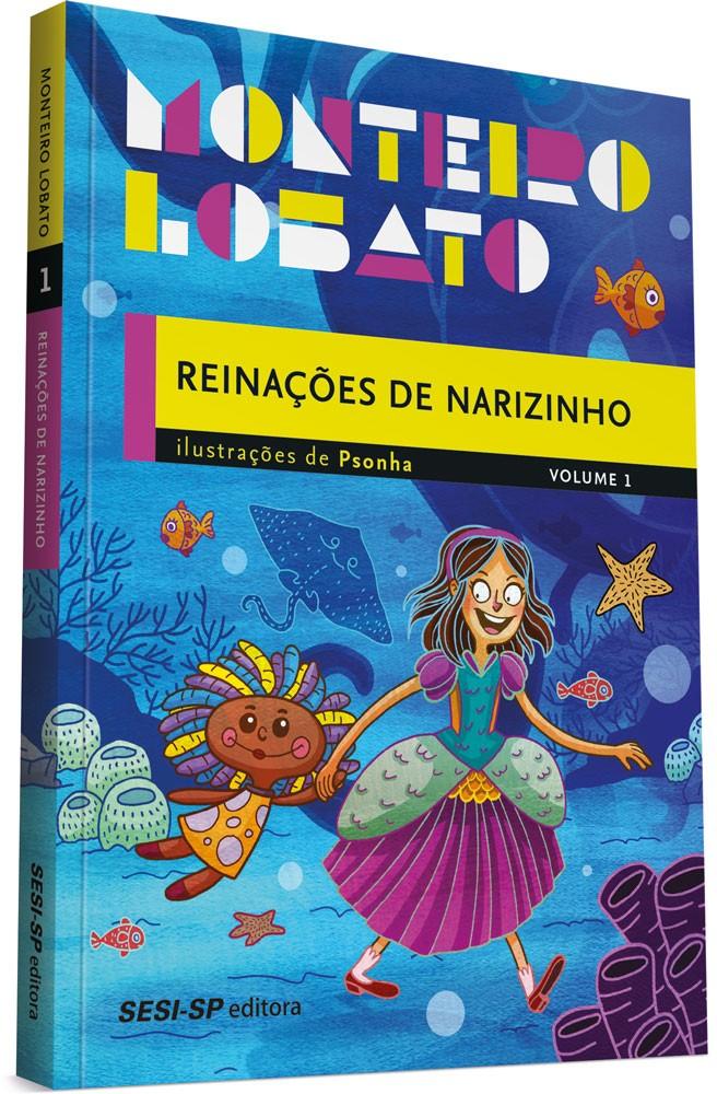 REINAÇÕES DE NARIZINHO - VOLUME I