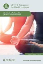 Relajación y meditación en yoga. AFDA0311 - Instrucción en yoga