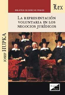 Representación voluntaria en los negocios jurídicos