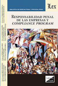 Responsabilidad penal de las empresas y compliance programa