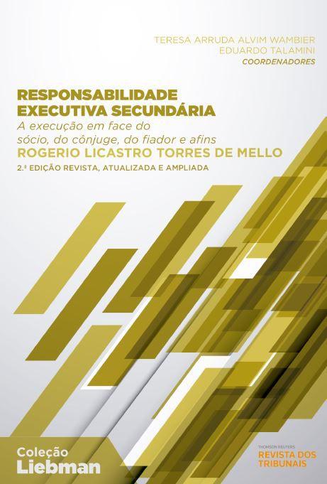 Responsabilidade Executiva - Coleção Liebman