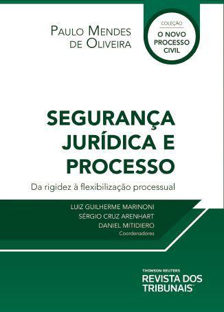 Segurança jurídica e processo