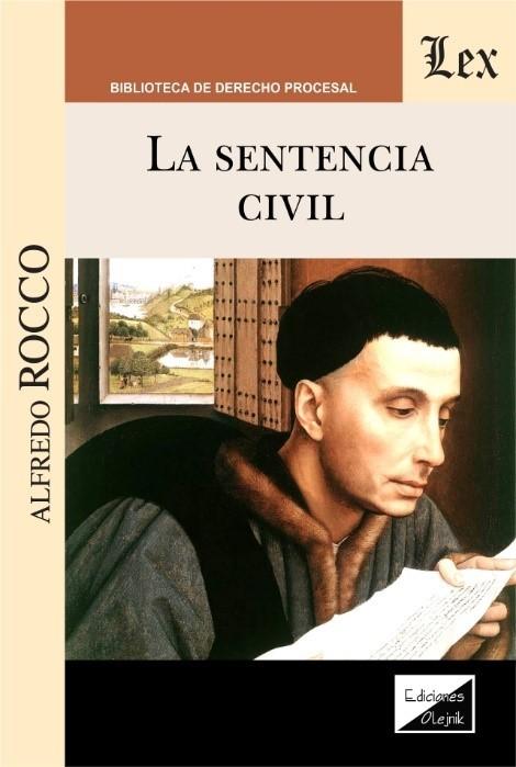 Sentencia civil, la