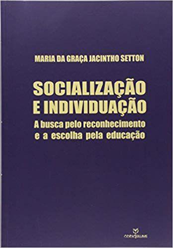 SOCIALIZAÇÃO E INDIVIDUAÇÃO: A BUSCA PELO RECONHECIMENTO E A ESCOLHA PELA EDUCAÇÃO