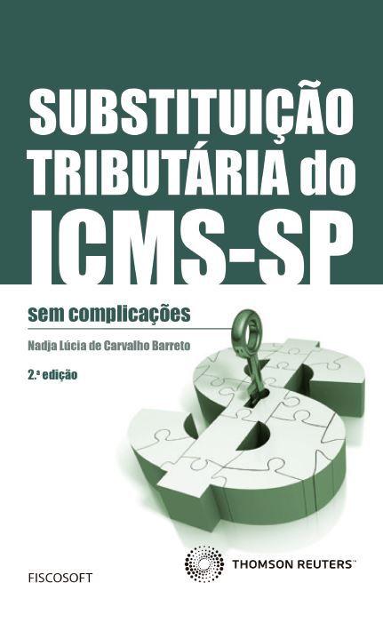 Substituição tributária da ICMS SP