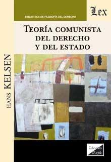 Teoría comunista del derecho y del estado