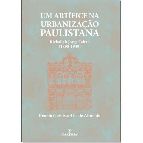 Um artífice na urbanização paulistana: Rizkallah Jorge Tahan (1895-1949)