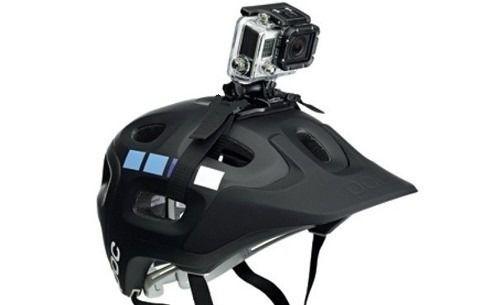 Suporte Capacete Ventilado P/gopro - Vented Helmet Mount