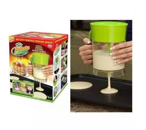 Máquina De Panquecas Cupcakes Elétrica Express