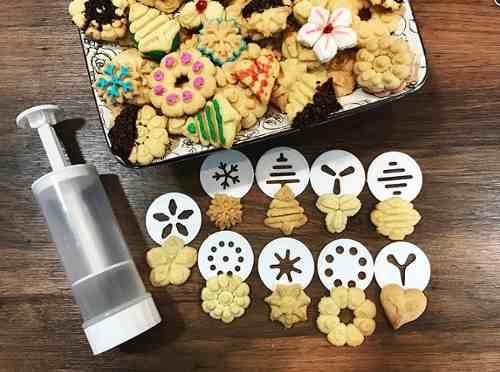 Máquina Manual Para Fazer Biscoitos - Biscoito Fácil
