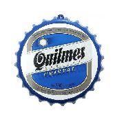 Tampa De Garrafa Pvc Resistente 27cm - Quilmes