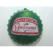 Tampa De Garrafa Pvc Resistente 27cm - Guaraná Antarctica