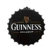 Tampa De Garrafa Pvc Resistente 27cm - Guinness