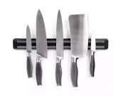 Barra Magnética Imantada 49,5cm Para Facas E Ferramentas