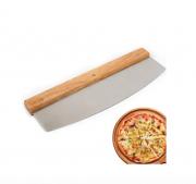 Cortador De Pizza, Pães, Bolos E Torta Em Inox
