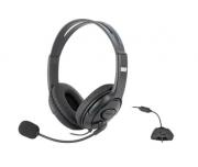 Fone Com Microfone Gamer Headset Para Xbox360 XIII60 B-max