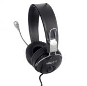 Fone De Ouvido Com Isolamento Acústico Microfone Pc Mb3071