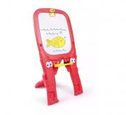 Lousa Infantil Dupla Face C/ Apagador Magnética - Crayola
