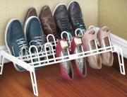 Sapateira De Chão Vertical Para 9 Pares Sapatos Secalux
