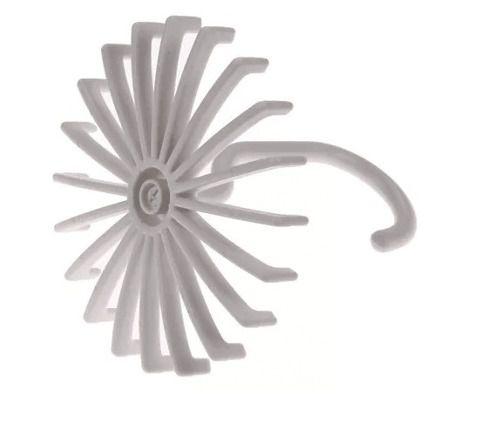 Cabide Giratório Para Gravatas, Cinto, Lenços P/até 20 Peças