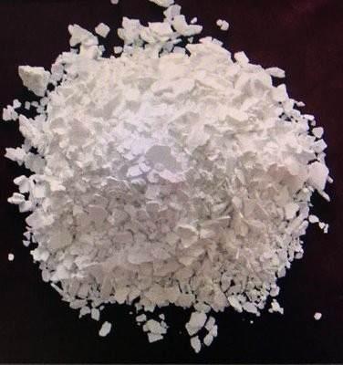 Cloreto De Cálcio Em Escamas 1kg