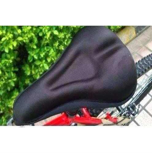 Capa De Gel Para Banco (selim) De Bicicleta
