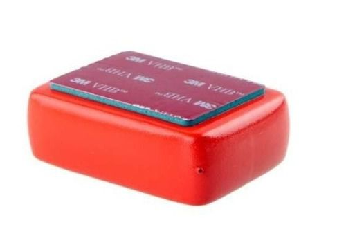 Boia De Flutuação Floaty Box + Adesivo 3m Para Gopro