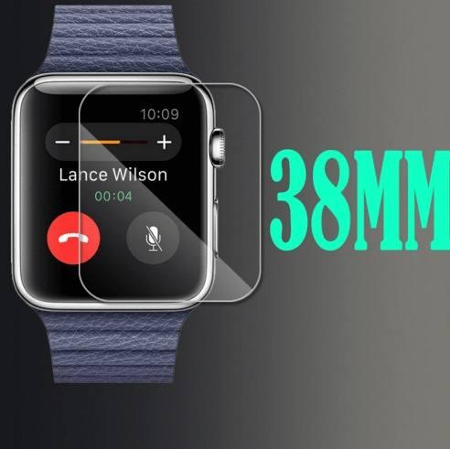 Película De Vidro Temperado Para Relógio Apple Watch 38mm