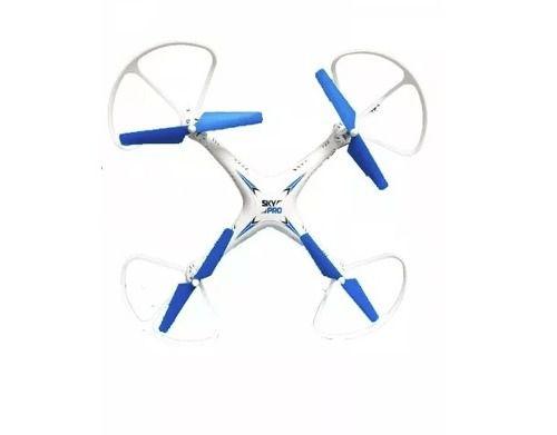 Drone Vectron Quadricóptero Com Controle Remoto Giro 360º