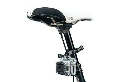 Suporte Gopro Ride Hero Handlebar Setpost Mount Bike