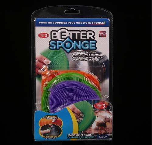 Esponja De Silicone Better Sponge Esponja Multi Uso