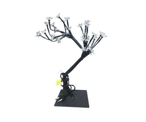Luminária Árvore Cerejeira Decoração 28 Leds - Branco Quente