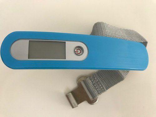 Balança Digital Portátil Até 50kg Mão Mala Bagagem - Stc-05