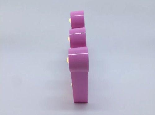 Luminária Enfeite Coroa Em Led (rosa)