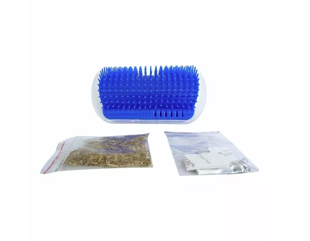 Auto Escovamento Para Gatos Catit Self Groomer With Catnip