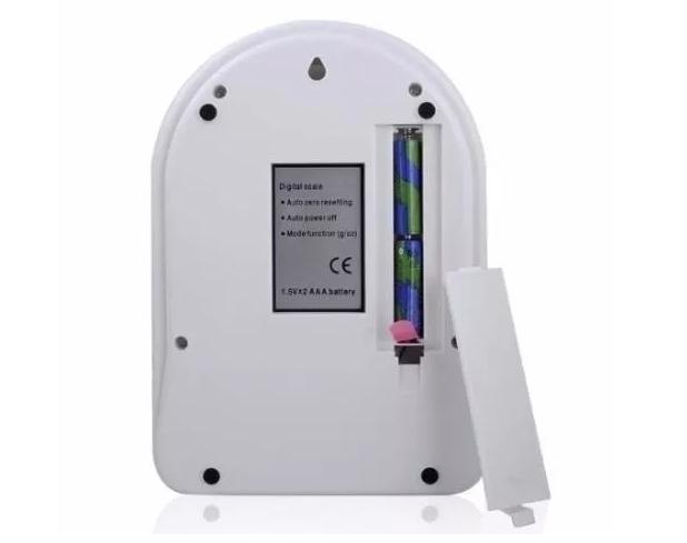 Balança Digital Eletrônica Pesa De 1gr Até 10kg