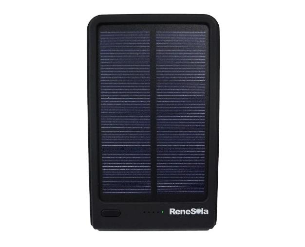 Carregador Solar Portátil 4.000mah Renesola