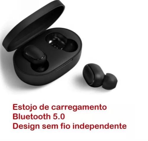 Fone Ouvido Bluetooth 5.0 Mini Sport Earbuds Basic Mi Original