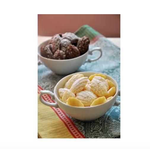 Forma De Silicone Para Biscoitos Molde Formato De Concha