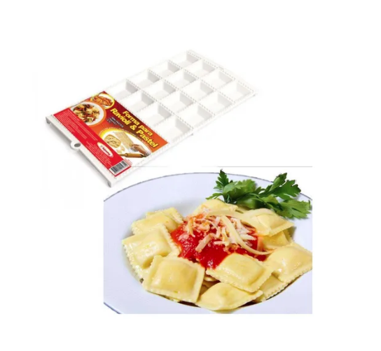 Forma Para Mini Pastel E Ravioli Recheado 24 Cavidades