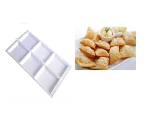 Forma Para Pastéis 6 Cavidades Em Plástico Forma Para Pastel