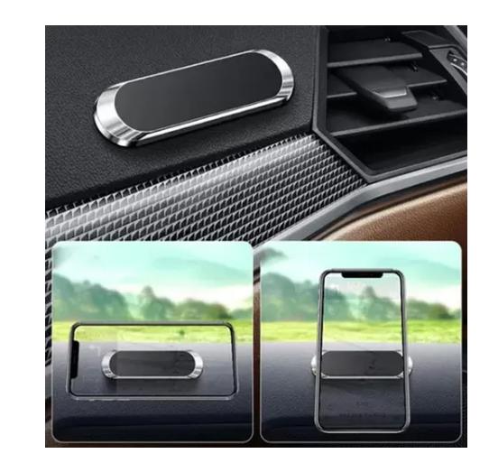 Imã Magnético Para Carro E Celular Suporte Tamanho Universal