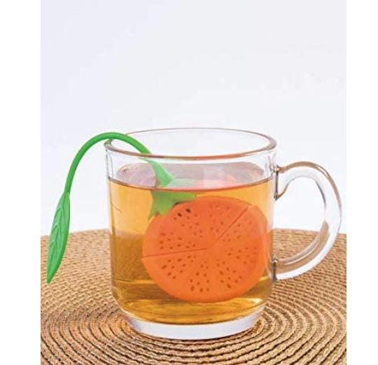 Infusor De Chá Em Formato De Frutas
