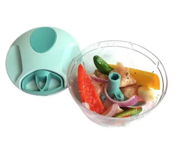 Mini Processador De Alimentos Manual De Cebolas E Legumes