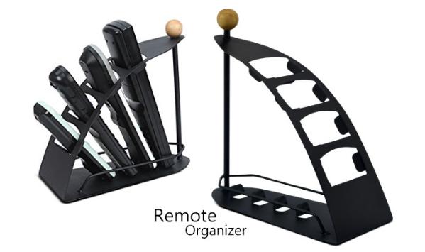 Organizador De Controles Remotos Suporta Até 4 Controles