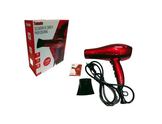 Secador De Cabelos Profissional Ar Quente E Frio 1900w 110v