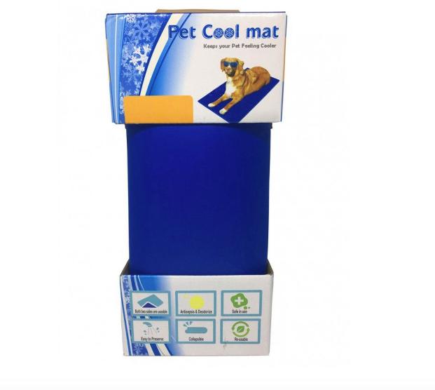 Tapete Pet Gel Refrescante Cães 40x50 Raças Médias
