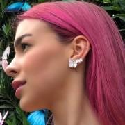 Beatriz Aguiar - Look 2 Coleção Borboletas