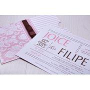 Convite Joice e Felipe