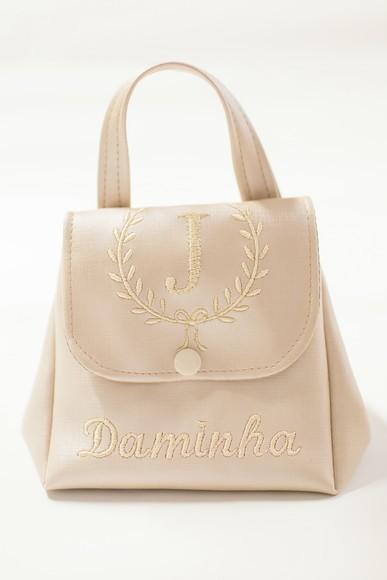Bolsinha Lovely Daminhas